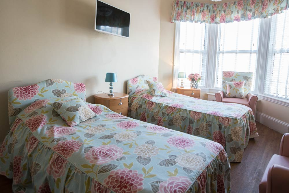 Our Rooms - Fairdene Lodge Care Home Hove