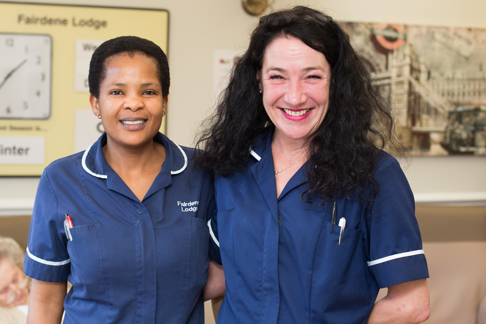 dementia care home in Sussex